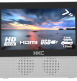 HKC HKC P7H6 7inch portable HD-ready TV