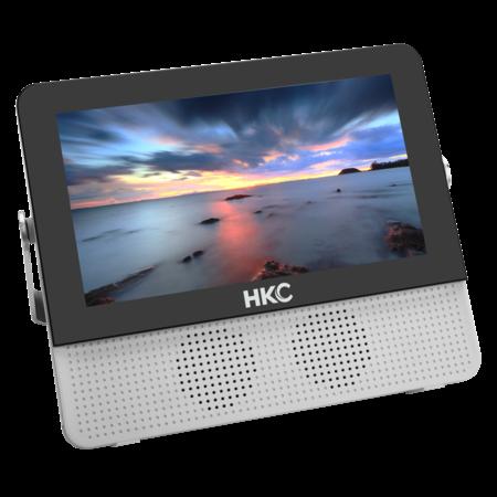 HKC HKC P7H6 7inch draagbare HD-ready tv