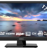 HKC HKC 17H2C 17,3 inch HD-ready LED tv/DVD