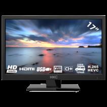 HKC 17H2 17.3 inch HD-ready LED tv