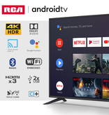 RCA RCA RS50U2-EU ANDROID SMART LED TV