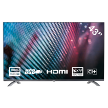 YASIN YT43FTB1 Full HD LED TV 43 inch