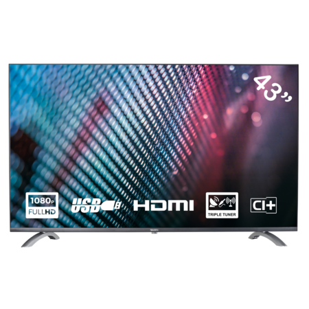 Yasin YASIN YT43FTB1 Full HD LED TV 43 inch
