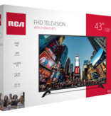 RCA RB43F3 43 inch Full HD LED TV with Triple tuner/HDMI/USB connection