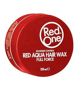 Red One Aqua Wax Red