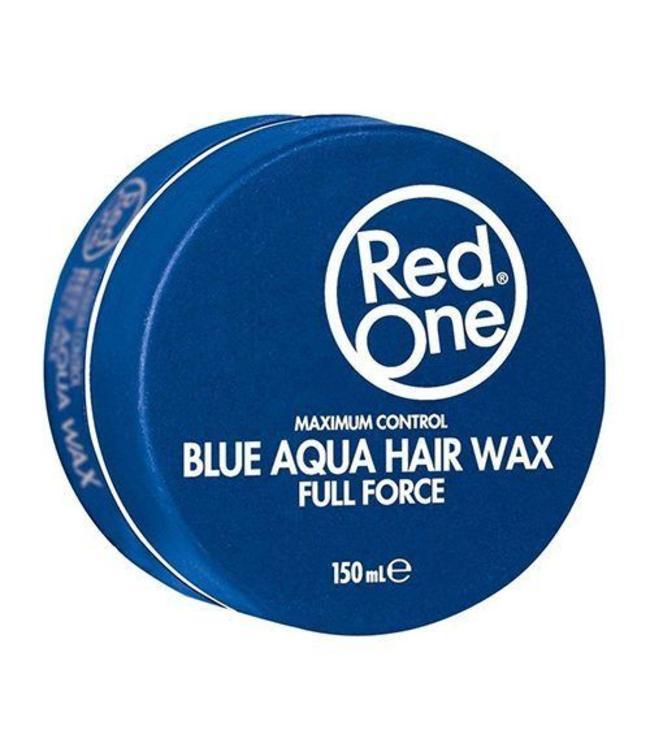 Red One Aqua Wax Blue