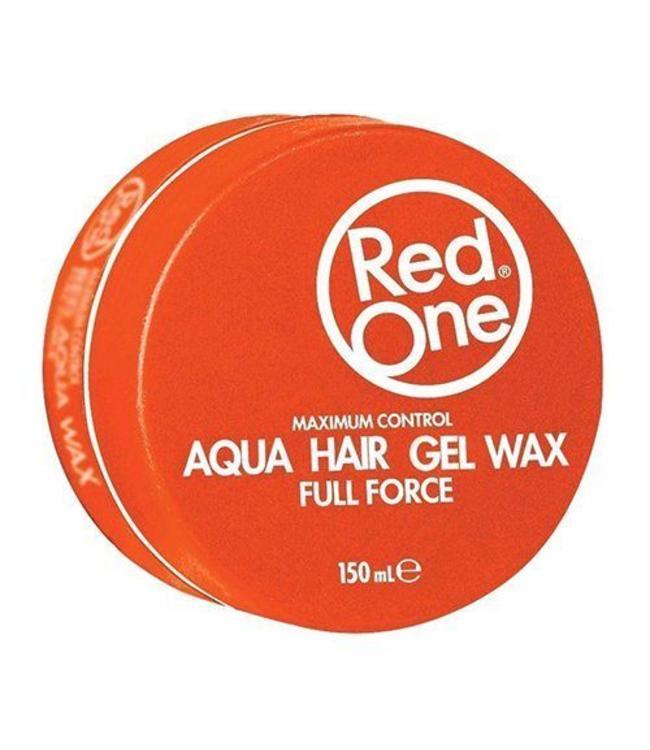 Red One Aqua Wax Orange