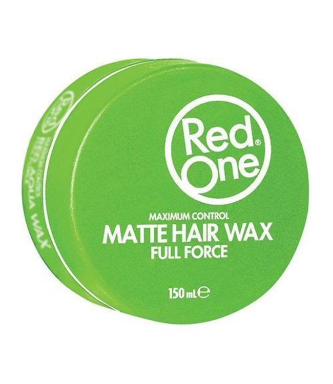 Red One Aqua Wax Green