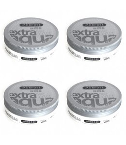 Morfose Extra Aqua Wax 4 stuks