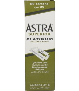 Astra Double Blades