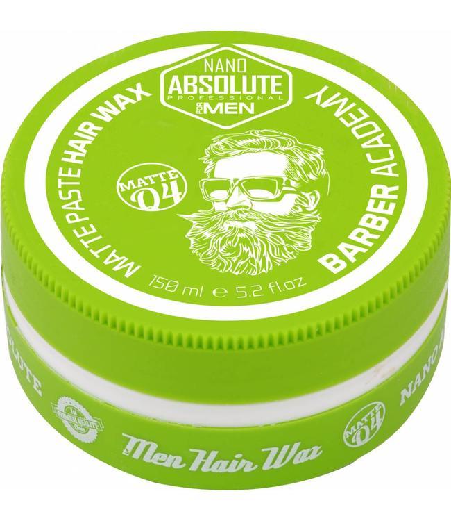 Nano Absolute 04 Matte Hairwax