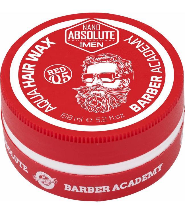 Nano Absolute 05 Red Hairwax