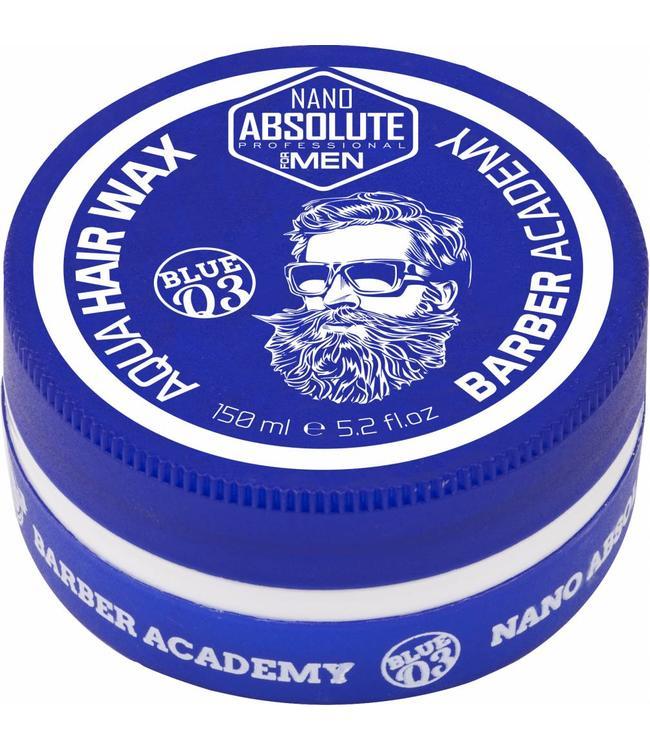 Nano Absolute 03 Blue Hairwax