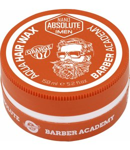 Nano Absolute 07 Orange Hairwax