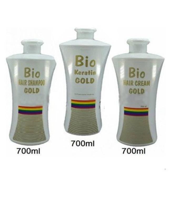 Bio Keratin Gold Set