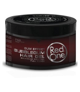 Red One Bubblegum Hairgel