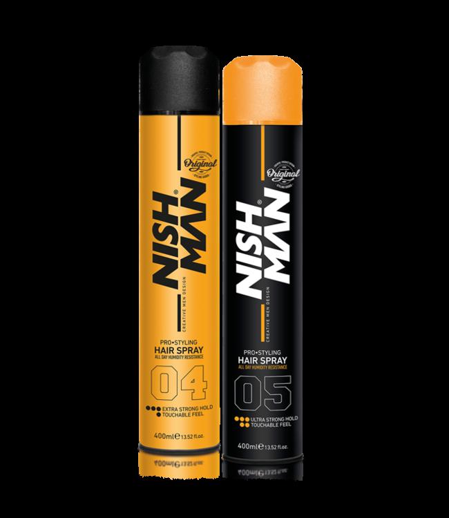 Nish Man Haar Spray