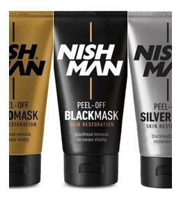 Nish Man Peel-Off Mask