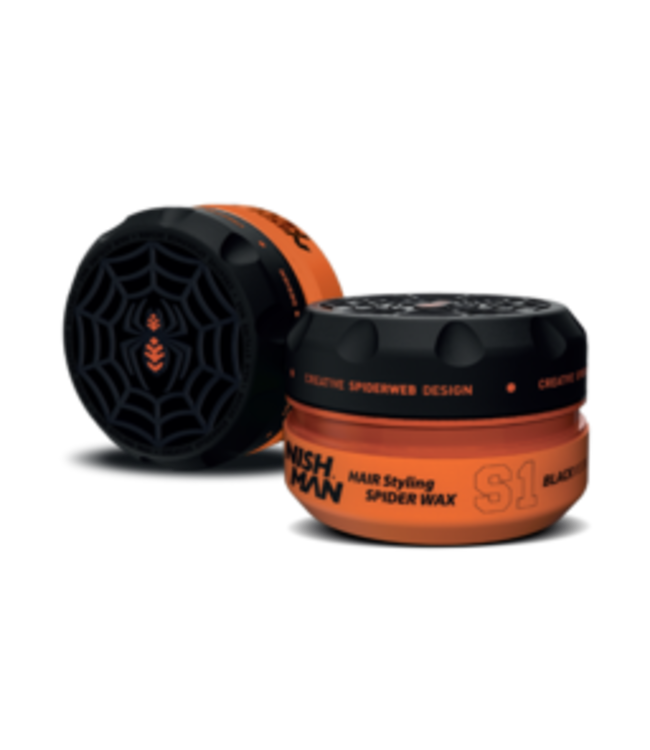 Nish Man Hair Styling Spider Wax