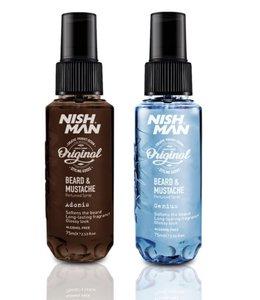 Nish Man Baard Spray Adonis & Genius
