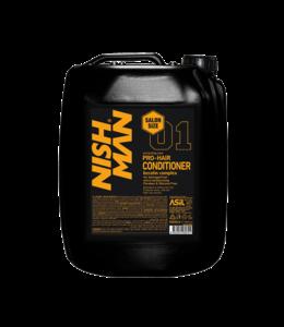 Nish Man Conditioner Silicon&Paraben Free  5L
