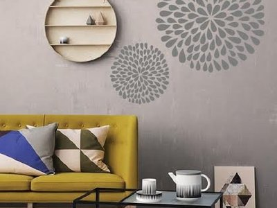 Wall Sticker Flower