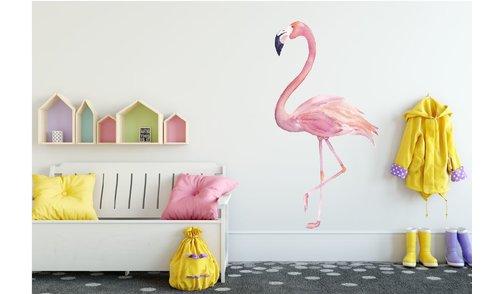 Wall Sticker - Flamingo