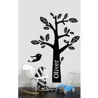 Wall Decal Tree with your own name 1