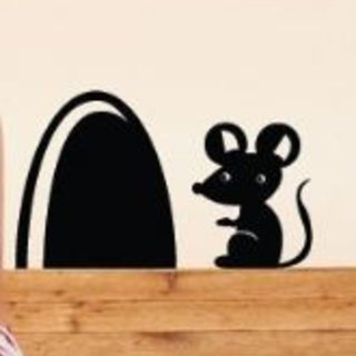 Wall Decal mouse