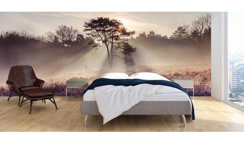 Self-adhesive photo wallpaper custom size - Cutting Mist