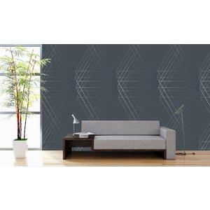 Mural Linie Geo Entwurf