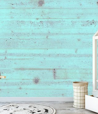 Photo Wallpaper Concrete Pastel
