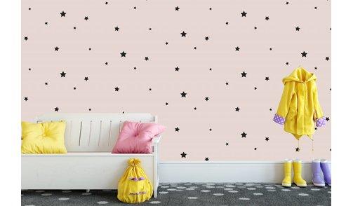 Self-adhesive photo wallpaper custom size - Stars