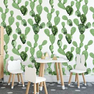 Selbstklebende Fototapete angepasst - Cactus Dreams 2