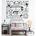 Wall Decal Spells