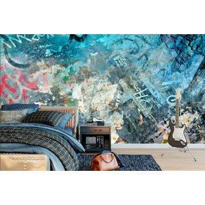 Fotobehang Urban Eclectic