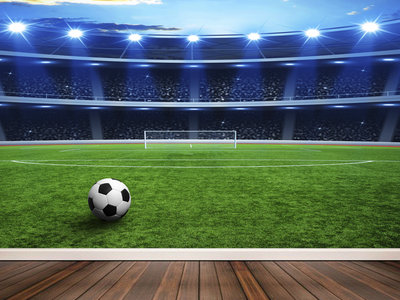 Wallpaper  Soccer Stadium