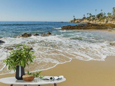 Wandtapete Laguna Beach