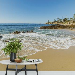 Self-adhesive photo wallpaper - Laguna Beach - America
