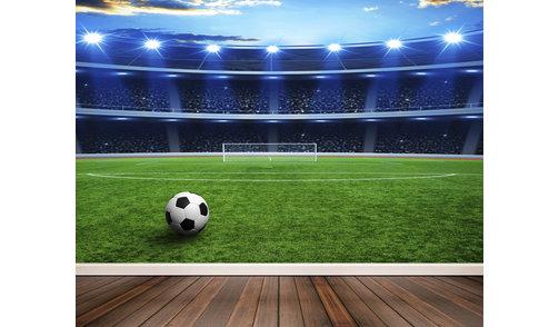 Self-adhesive photo wallpaper - Soccer Stadium