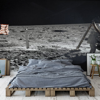 Selbstklebende Fototapete angepasst - NASA 4