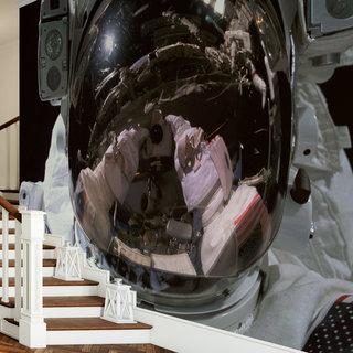 Selbstklebende Fototapete angepasst - NASA 5