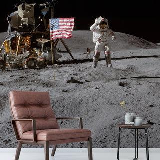 Selbstklebende Fototapete angepasst - NASA 8