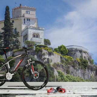 Zelfklevend fotobehang op maat - Amalfi kust 2