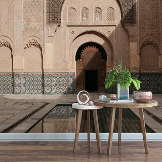 Selbstklebende Fototapete angepasst -  Marokko 2