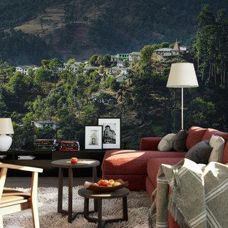 Selbstklebende Fototapete angepasst - Marokko 3