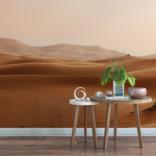 Self-adhesive photo wallpaper custom size - Desert Morocco 1