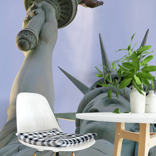 Self-adhesive photo wallpaper custom size - Statue of Liberty America