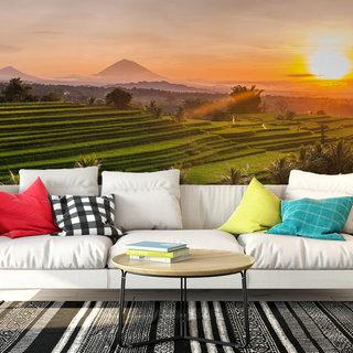 Selbstklebende Fototapete angepasst - Bali 1