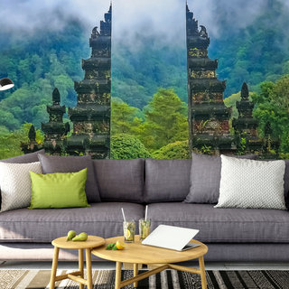 Zelfklevend fotobehang op maat - Bali 2